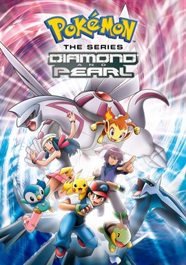 Pokemon: Diamond and Pearl - Season 10