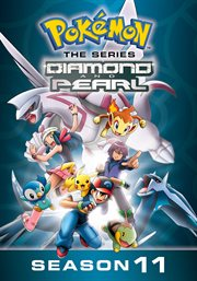 Pokémon DP Battle dimension. Season 1 cover image