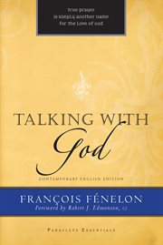 Talking with God cover image