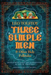 Three simple men: & other holy folktales cover image