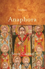Anaphora : new poems cover image