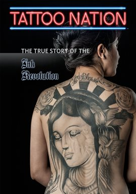 Tattoo Nation, book cover