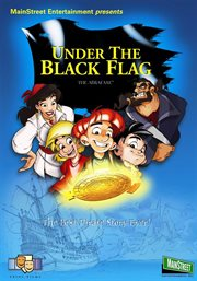 The pirates of Tortuga under the black flag cover image
