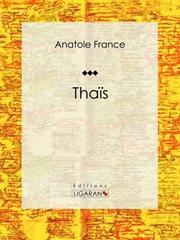 Thaïs cover image