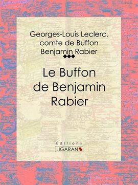 Cover image for Le Buffon de Benjamin Rabier