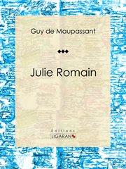 Julie Romain : Nouvelle cover image