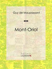 MONT-ORIOL : ROMAN SENTIMENTAL cover image
