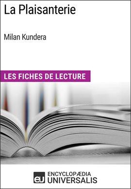 Cover image for La Plaisanterie de Milan Kundera