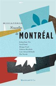 Nouvelles de Montréal cover image