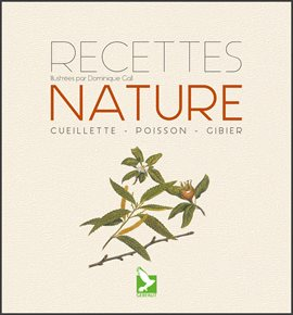 Cover image for Recettes nature