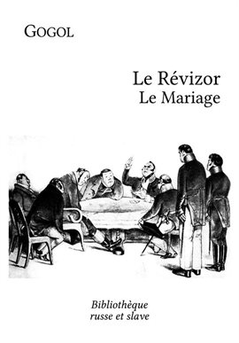 Cover image for Le Révizor - Le Mariage