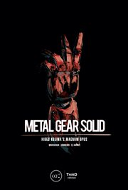 Metal gear solid. Hideo Kojima's Magnum Opus cover image