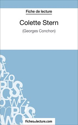 Cover image for Colette Stern