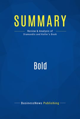 Cover image for Summary: Bold