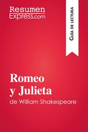 Romeo y Julieta de William Shakespeare cover image