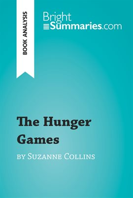 Cover image for The Hunger Games by Suzanne Collins (Book Analysis)