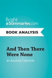 And then there were none, by Agatha Christie : teacher guide cover image