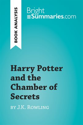 Cover image for Harry Potter and the Chamber of Secrets by J.K. Rowling (Book Analysis)