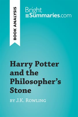 Cover image for Harry Potter and the Philosopher's Stone by J.K. Rowling (Book Analysis)