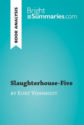 Cover image for Slaughterhouse-Five by Kurt Vonnegut (Book Analysis)