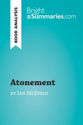 Cover image for Atonement by Ian McEwan (Book Analysis)