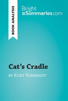 Cover image for Cat's Cradle by Kurt Vonnegut (Book Analysis)