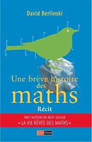 Une brève histoire des maths : récit cover image