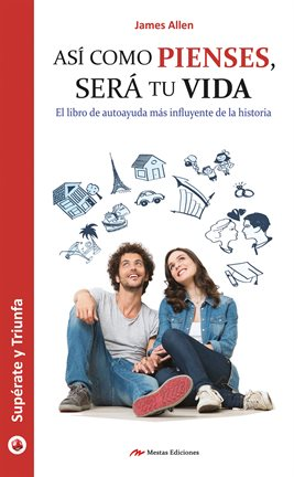 Cover image for Así como pienses, será tu vida