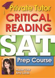 Private Tutor Interactive SAT Critical Reading Prep Course / Amy Lucas