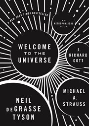 Welcome to the universe. An Astrophysical Tour cover image