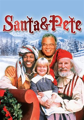 Cover image for Santa and Pete