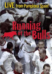 Running of the bulls cover image