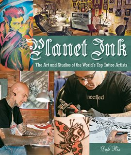 Planet Ink , book cover
