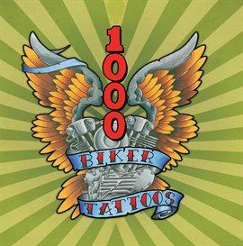 1000 Biker Tattoos, book cover