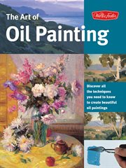 The art of oil painting cover image