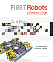 FIRST robots : behind the design cover image