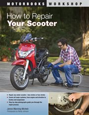 How to repair your scooter cover image