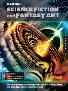 Cover image for Masters of Science Fiction and Fantasy Art
