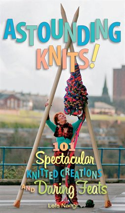Cover image for Astounding Knits!