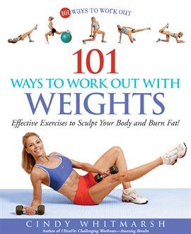 101 maneras de hacer pesas, portada del libro