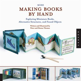 Cover image for More Making Books By Hand