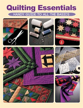 Cover image for Quilting Essentials
