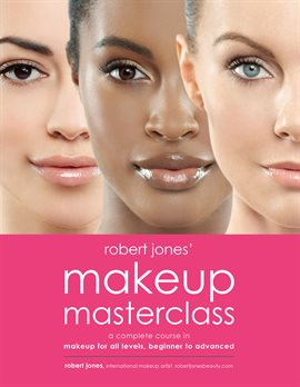 Cover image for Robert Jones' Makeup Masterclass