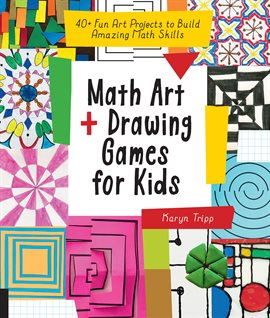Math Art And Drawing Games For Kids(book-cover)