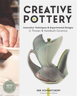Cover image for Creative Pottery