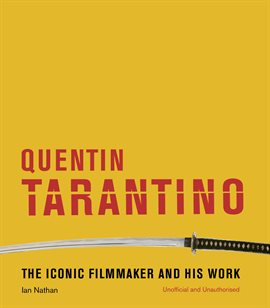 Cover image for Quentin Tarantino