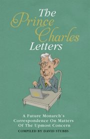 The Prince Charles letters cover image