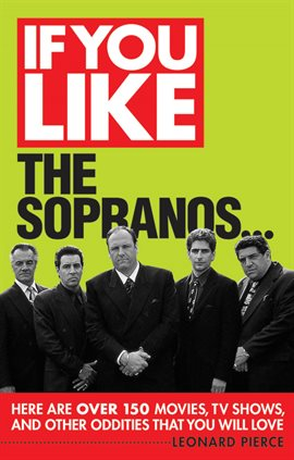 Cover image for If You Like The Sopranos...