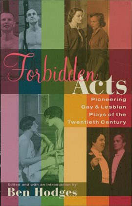 Cover image for Forbidden Acts