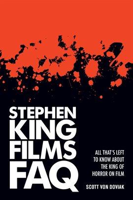 Cover image for Stephen King Films FAQ